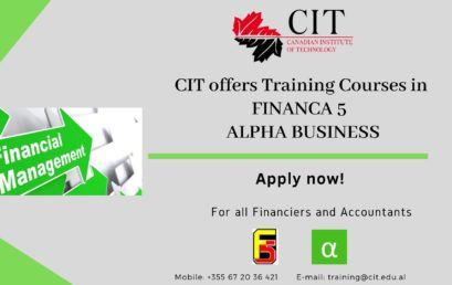 Training Courses in Finance 5 / ALPHA BUSINESS